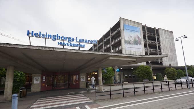 """Victoria Ferm, 46, sjuksköterska på akuten, Helsingborg: """"Det är gråtfärdig stämning på mitt jobb kan jag säga. Vi har haft en vårdplatskris på mitt jobb sen åtminstone tre år tillbaka."""" Foto: Stefan Lindblom/ Hbg-Bild"""