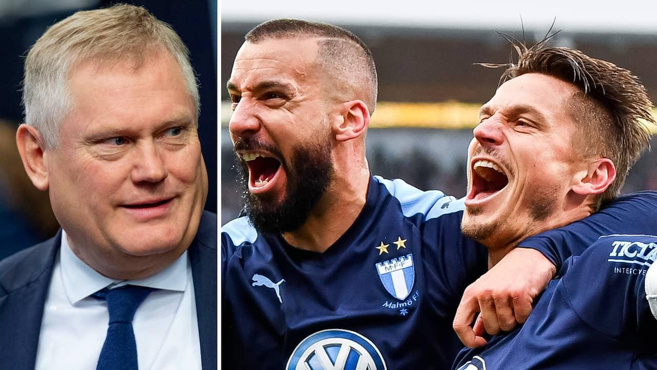 Vägrar kommentera sin framtid i Malmö FF