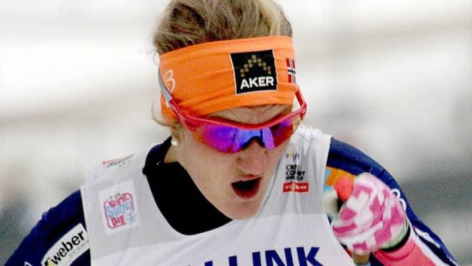 Kathrine Harsem. Foto: Valda Kalnina / Epa / Tt / EPA TT NYHETSBYRÅN
