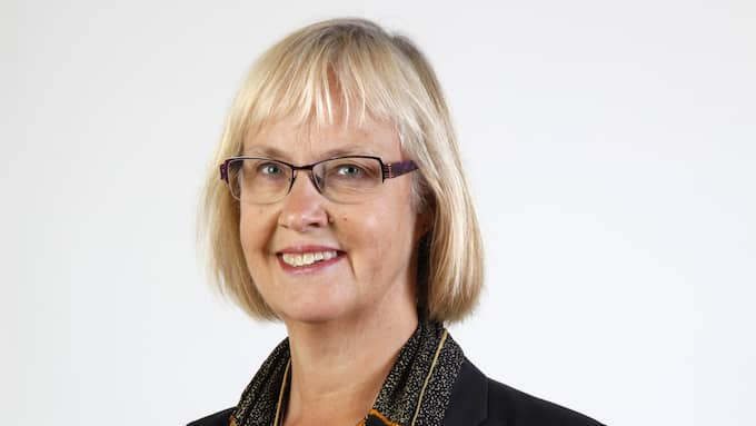 Lena Erixon, Trafikverket. Foto: PRESSBILD