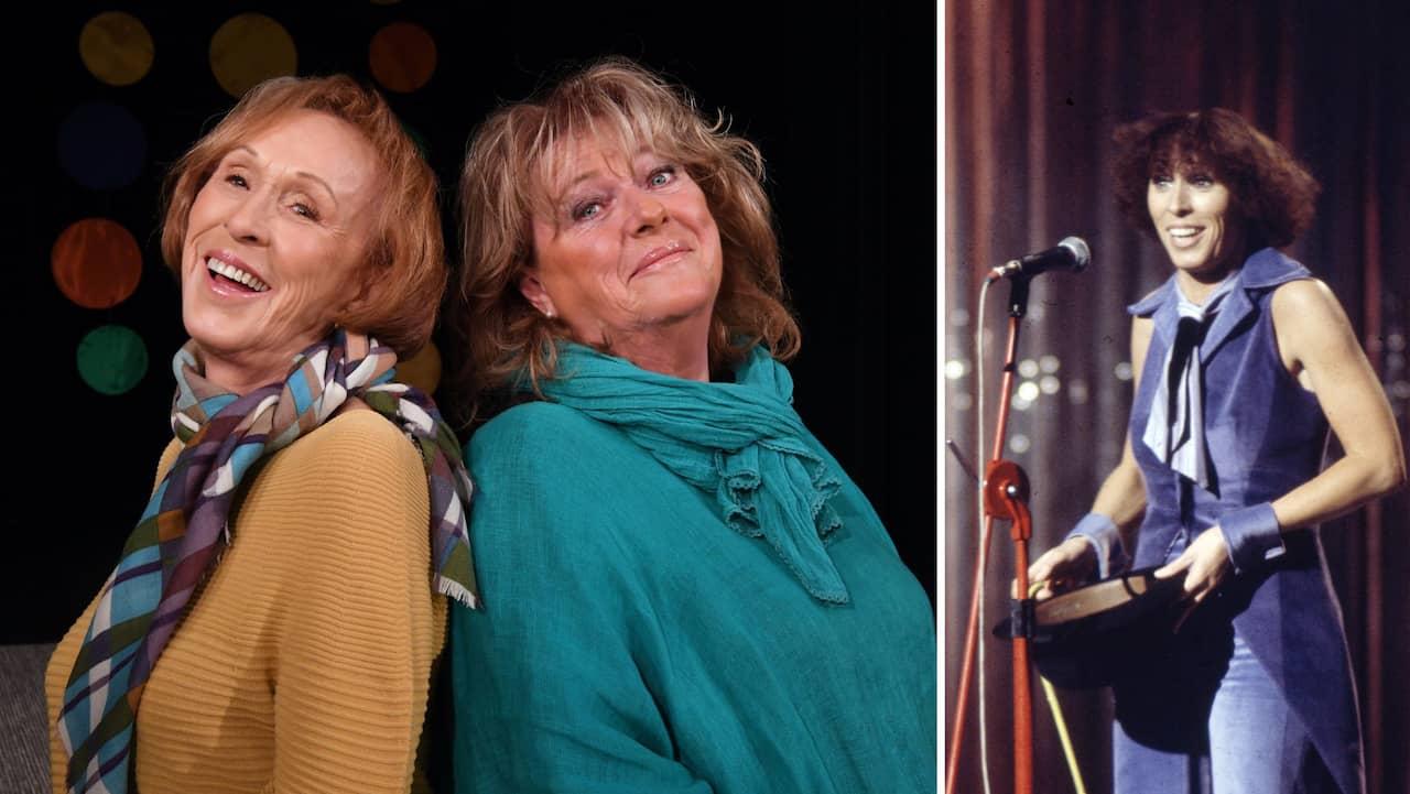 """Eva Rydbergs comeback i """"Mello"""" – 44 år senare"""