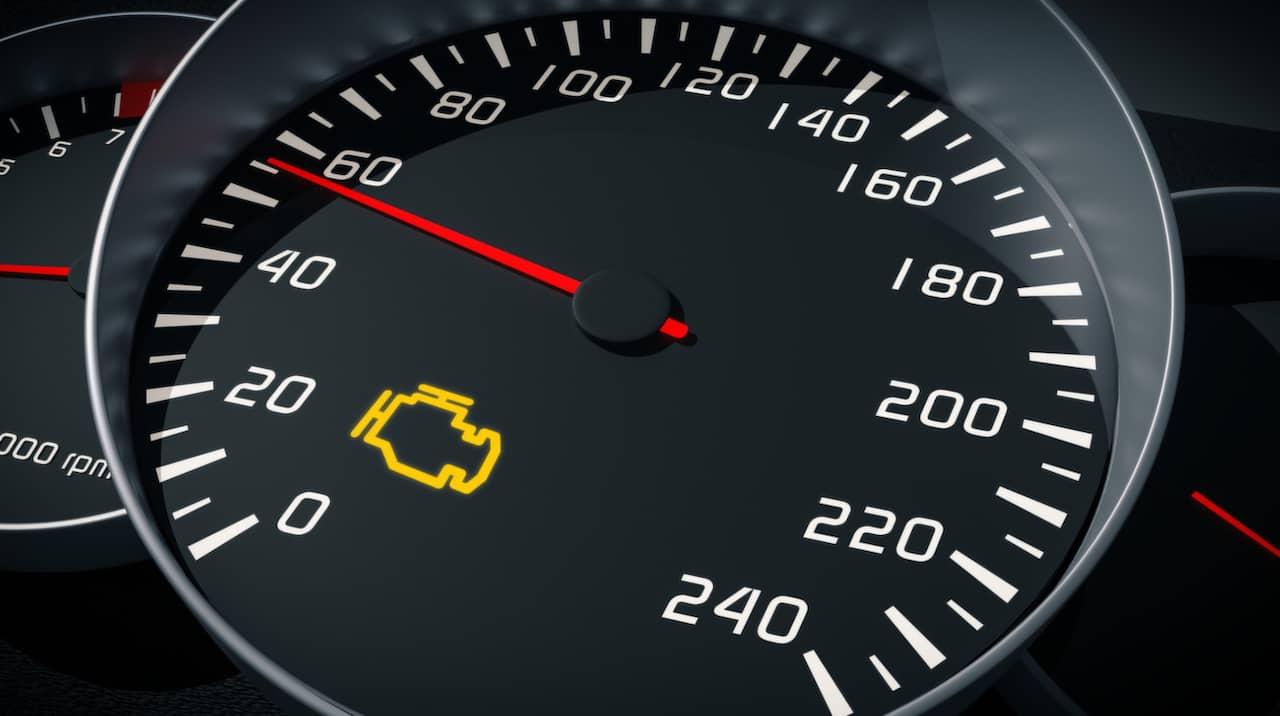 Besiktning N 228 R Motorlampan Lyser Allt Om Bilar