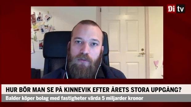 Bråse om Kinneviks stora uppgång: Dramatisk utveckling