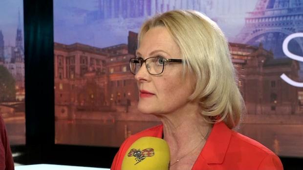 """Fritzon om Lundgren: """"Nöjd att han reagerar"""""""