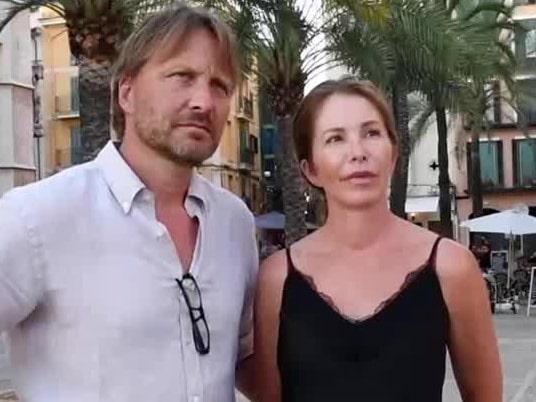 """Svenska Camilla: """"Lättare njuta av Mallorca nu"""""""