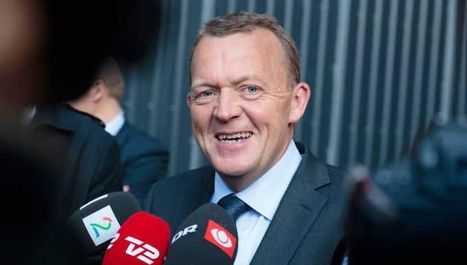 Lars Løkke Rasmussen. Foto: Jacob Crawfurd