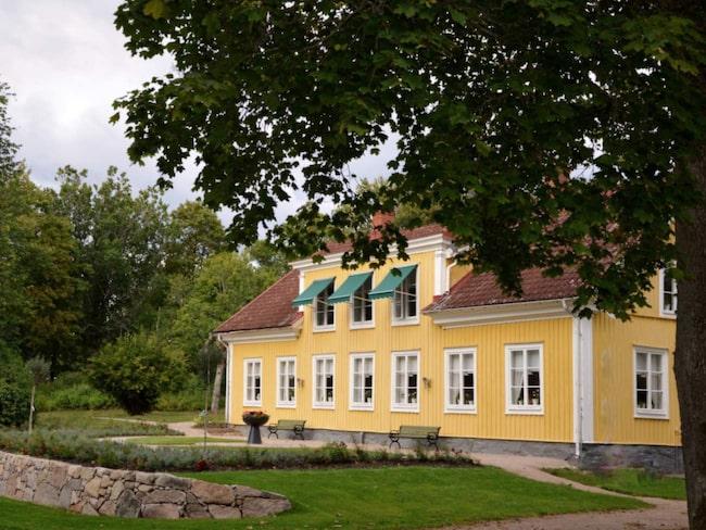 Grimsnäs herrgård B&B är bäst i Sverige.