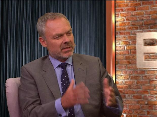 Bara politik: Björklunds känga till Wallström