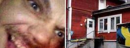 Fembarnspappa mördade oskyldigt offer i bostaden