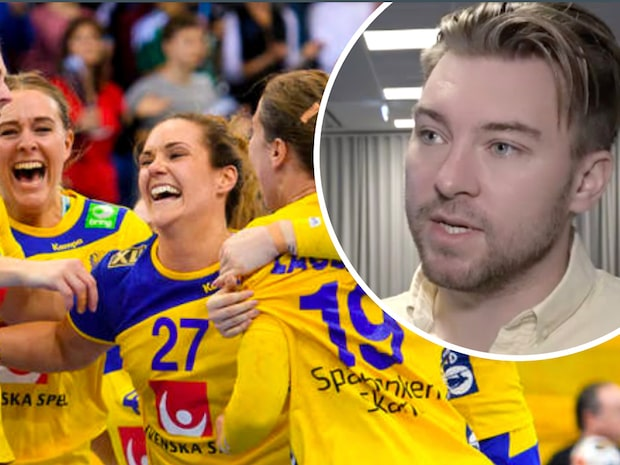 """Larsson: """"Sverige en av favoriterna till semifinal"""""""