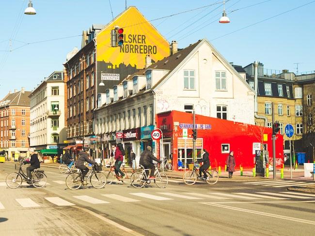Köpenhamns Nørrebro är en av Europas allra trendigaste platser.