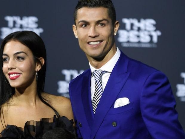 Uppgift: Ronaldos flickvän är gravid