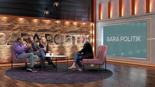 """Bara Politik-Panel om turerna kring Strandhäll: """"Hon är skadeskjuten"""""""