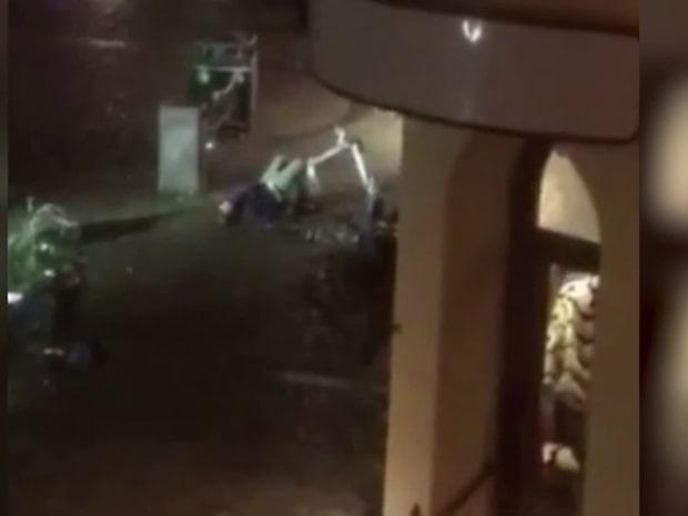Bomblarm på nattklubb – man greps med misstänkt föremål