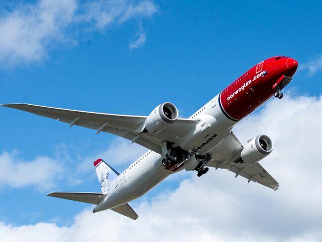 Norwegian, bästa lågprisflygbolag för femte året i rad.