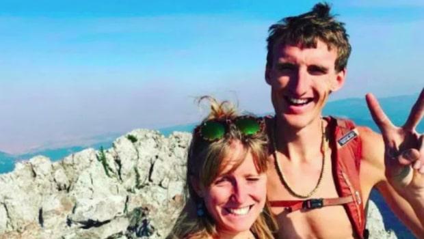 Flickvännen omkom i lavin — klättraren tog sitt liv
