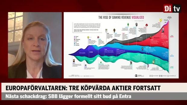 Europaförvaltarens case: Dataspel och plastätande enzymer