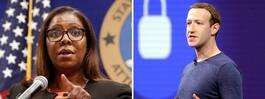 Facebook anklagas för konkurrensbrott