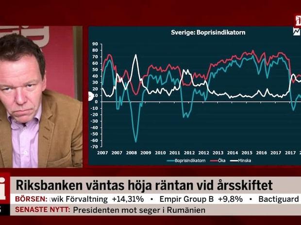 Analytiker: Unga förväntar sig lägre räntor
