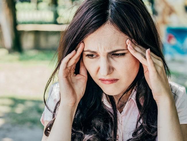 Enligt en studie från Polen så ökar våra stresshormoner i takt med att temperaturen stiger.