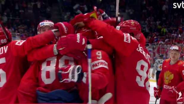 Ryssland vann VM-brons - se straffdramat här
