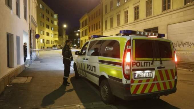 Den norska polisen håller vägpiraterna borta. Foto: Terje Bendiksby / NTB scanpix