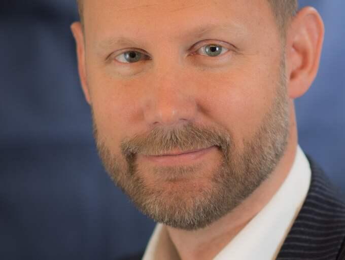 Andreas Wallin, chef, anstalten Ystad.