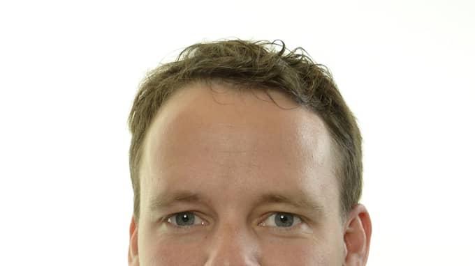 Rickard Nordin är klimatpolitisk talesperson för Centerpartiet.