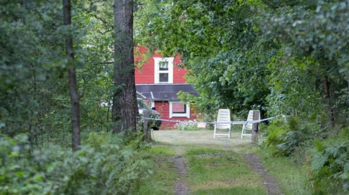 Enligt uppgifter planerade kvinnan att elda upp föräldrarna i sommarstugan. Foto: Per Karlsson