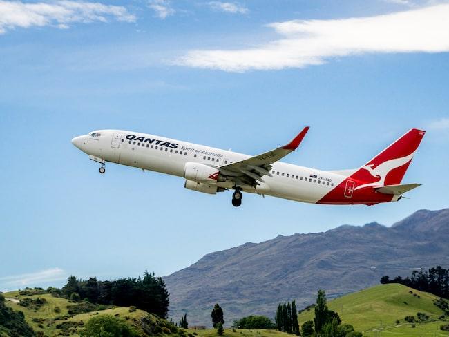 Qantas startar sina testflygningar till London i oktober.