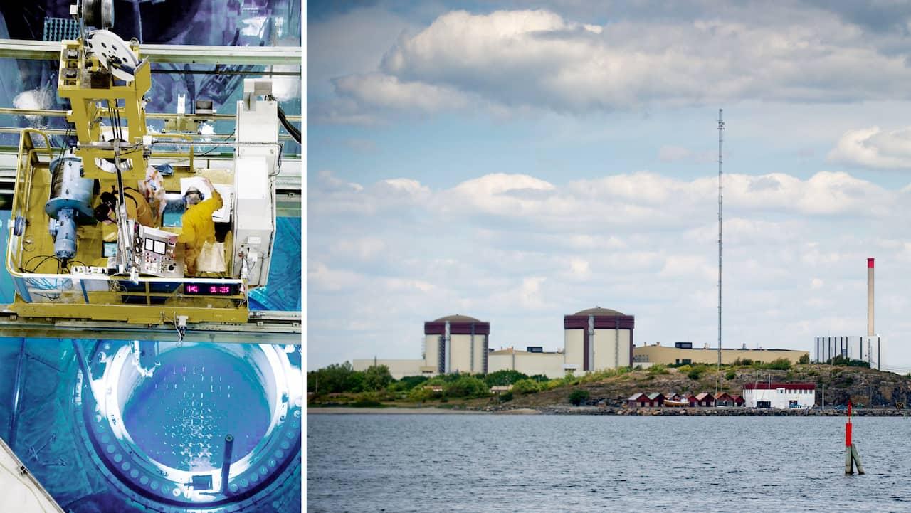 Så ska Ringhals hantera de radioaktiva reaktortankarna