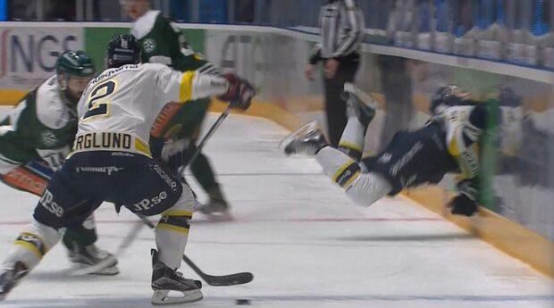 Drömläge för HV71 efter Ullströms skräckskada