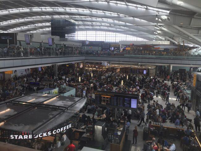 IT-haveriet pågick mellan 27-29 maj och påverkade omkring 75 00 passagerare.