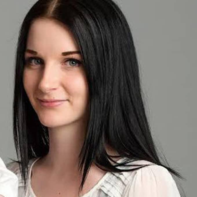 Nathalie Andersson, 27, är en av grundarna till en stödgrupp som bildats, där kvinnor som lider av endometrios i Umeå gått ihop för att utbyta erfarenheter. Foto: Privat
