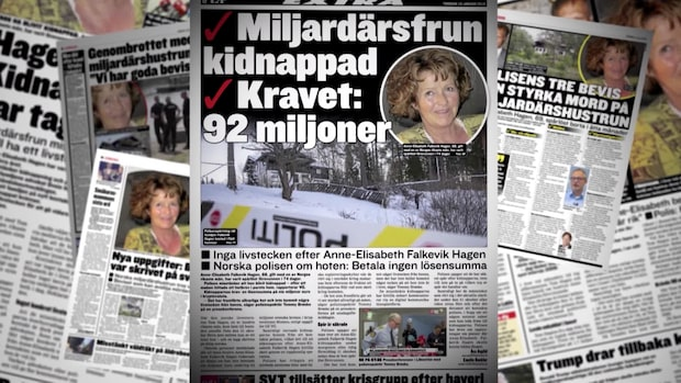 Anne-Elisabeth Hagen har varit försvunnen i ett år – detta har hänt