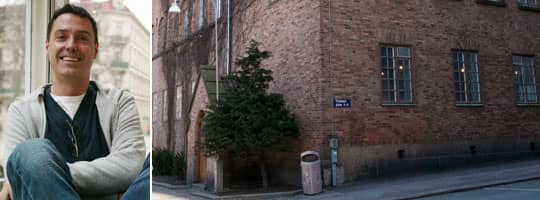 CHEF. Museichefen på Röhsska, Ted Hesselbom. Foto: JULIA PERSSON