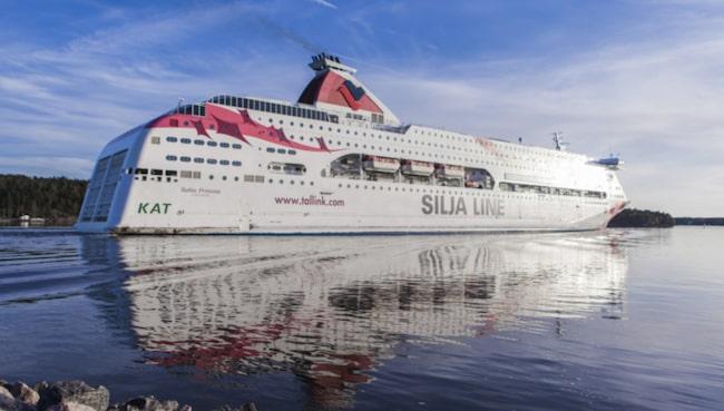 <span>Baltic Princess tas ur trafik i en vecka.<br></span>