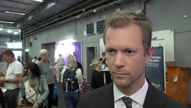 Årets Bok 2018 priset går till Niklas Natt och Dag