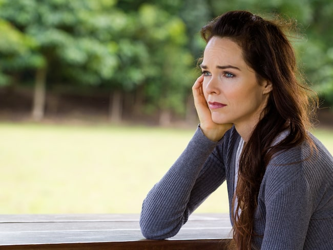 Patienter som kände sig ensamma led även av ångest och depressioner i högre utsträckning än andra.