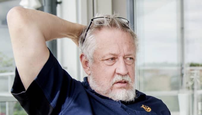 Nu ger sig kriminologiprofessorns Leif GW Persson in i diskussionen – och ställer sig på Wolfs sida. Foto: Simon Hastegård