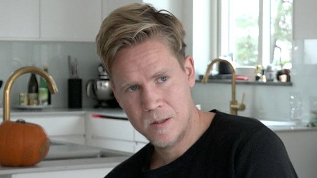 """Andreas Engqvists tunga tid: """"Som ett ärr i huvudet"""""""