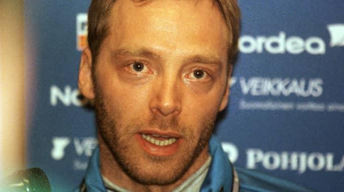 Den finske nationalikonen Mika Myllälä testades positivt för doping i Lahtis, och dog 2011, svårt alkoholiserad. Foto: Arne Forsell / © BILDBYRÅN