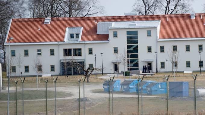 Hinseberg, här sitter Martina bakom lås och bom. Foto: FREDRIK SANDBERG / SCANPIX / SCANPIX SWEDEN