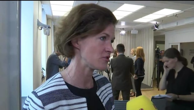 Anna Kinberg Batra om det riktade missförtroendet mot ministrarna