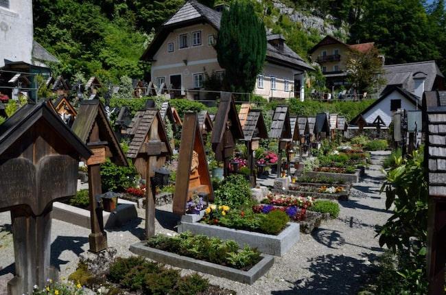 kyrkogårdar i sverige