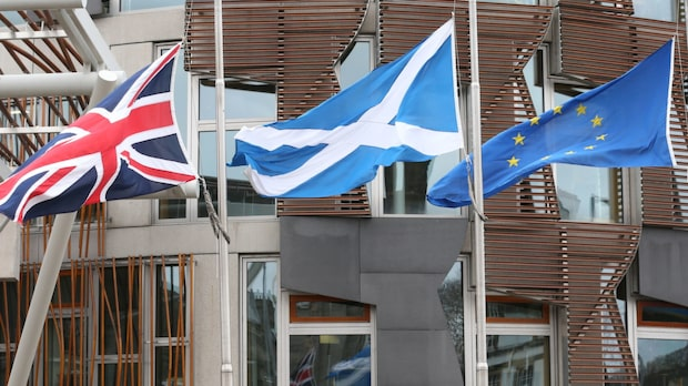 Skottland ska hålla ny folkomröstning