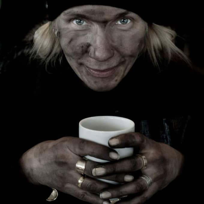 """Anna Thomé: """"Jag blir alltid exceptionellt skitig, jag vet inte vad jag gör."""" Foto: Robban Andersson"""