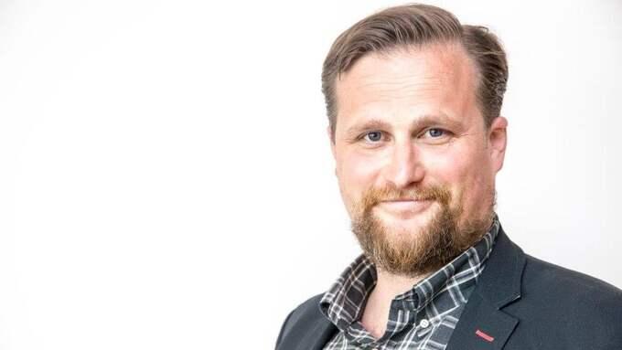 Carl Johan Sonesson (M), oppositionsledare i Region Skåne. Foto: PRESSBILD