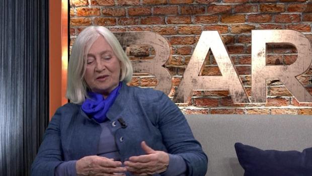 Bara Politik: Inga-Britt Ahlenius