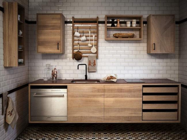 Kök u2013 10 tips för att få drömkök i trendigt trä Kök Expressen Leva& bo